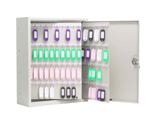Шкаф для ключей Shuh RU KB-200 серый на 200 ключей металличесикй - (312562К)