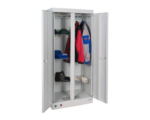 Шкаф сушильный металлический ШСО 2000 800x510x1810 мм - (204548К)
