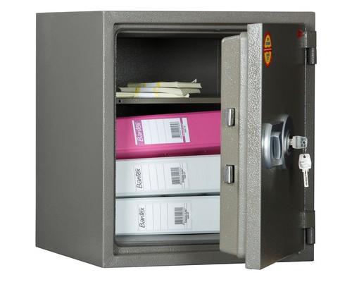 Сейф огнестойкий AIKO FRS-500 коричневый ключевой замок - (667761К)