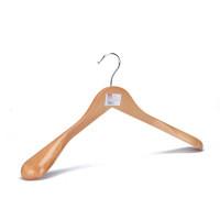 Вешалка-плечики анатомическая деревянная Attache размер 50-52 клен - (280397К)