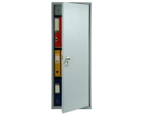 Шкаф бухгалтерский металлический Практик SL-125T трейзер 460x340x1252 мм - (98553К)