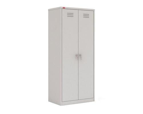 Шкаф хозяйственный металлический Cobalt ШРМ-22/800У 800x500x1860 мм - (231458К)
