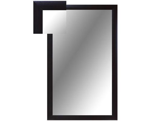 Зеркало настенное Attache 1000x600 мм венге - (252285К)