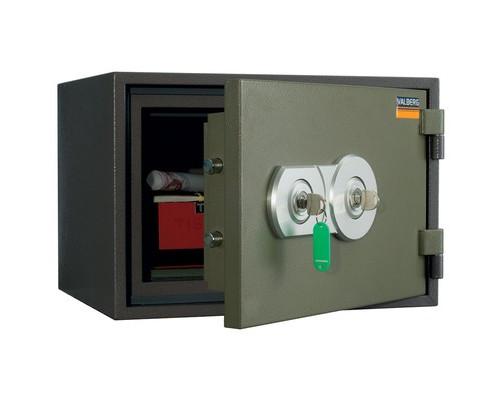 Сейф огнестойкий Valberg FRS-30 KL 2 ключевых замка - (292426К)