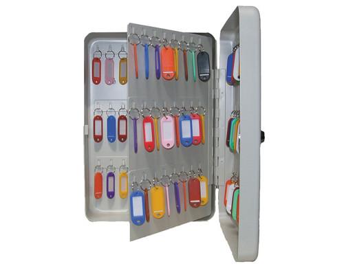 Шкаф для ключей Shuh RU КВ-120 серый на 120 ключей стальной - (135824К)