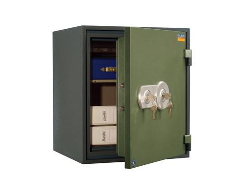 Сейф огнестойкий Valberg FRS-51 KL 2 ключевых замка - (166604К)