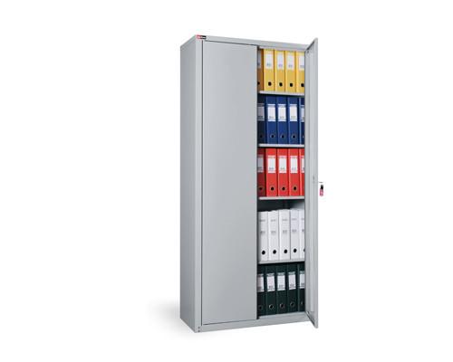 Шкаф архивный металлический КД-155/Б 800x380x1820 мм - (162946К)