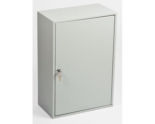 Шкаф для ключей Office-Force 20089 серый на 300 ключей металлический - (409164К)