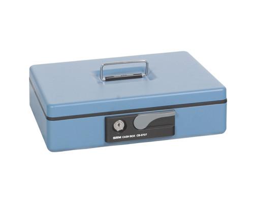 Кэшбокс Shuh Ru CB-9707N голубой - (135584К)