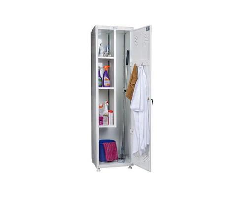 Шкаф хозяйственный металлический Практик MD LS-11-50 500x500x1830 мм - (387359К)