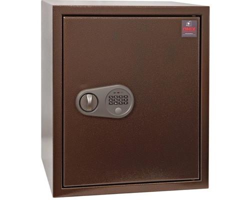 Сейф мебельный Onix TL-50ME коричневый электронный замок - (618815К)
