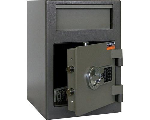 Сейф депозитный Valberg ASD-19 EL электронный замок - (175086К)