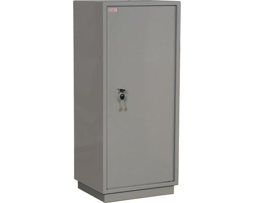 Шкаф бухгалтерский металлический КБC 041т трейзер ключевой замок 450x360x960 мм - (178314К)