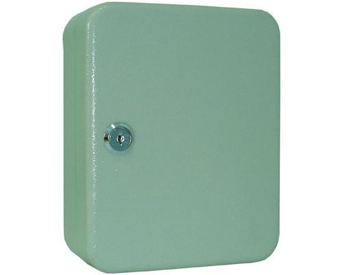 Шкаф для ключей Office-Force 20082 серый на 30 ключей металлический - (78311К)