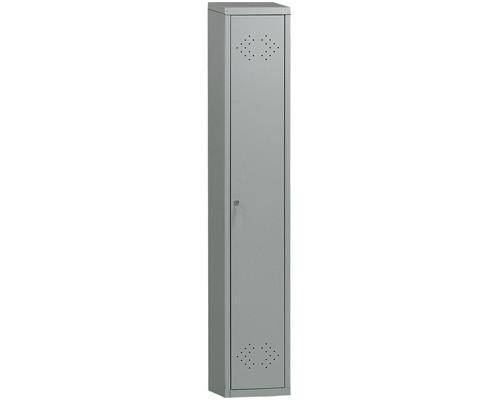 Шкаф для одежды металлический Практик LS-01 302x500x1830 мм - (135815К)