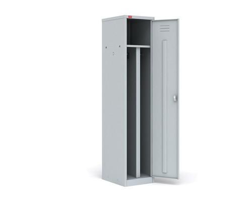 Шкаф для одежды металлический ШРМ21 400x500x1860 мм - (34393К)