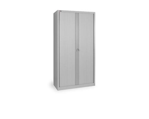 Шкаф тамбурный металлический КД144 металл/пластик 1000x485x1985 мм - (326755К)