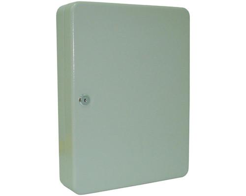 Шкаф для ключей Office-Force 20042 серый на 140 ключей металлический - (78314К)