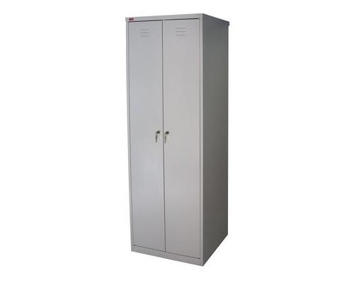 Шкаф для одежды металлический Cobalt ШРМ-АК 2 отделения 800x500x1860 мм - (125454К)