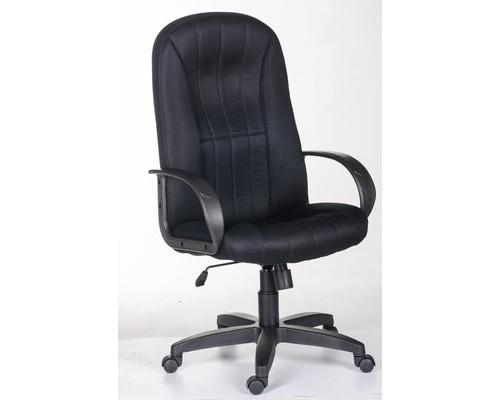 Кресло для руководителя CH 685 Гармония черное ткань/пластик - (667767К)