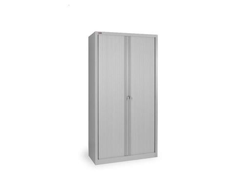 Шкаф тамбурный металлический КД144К комбинированный металл/пластик 1000x485x1985 мм - (330596К)