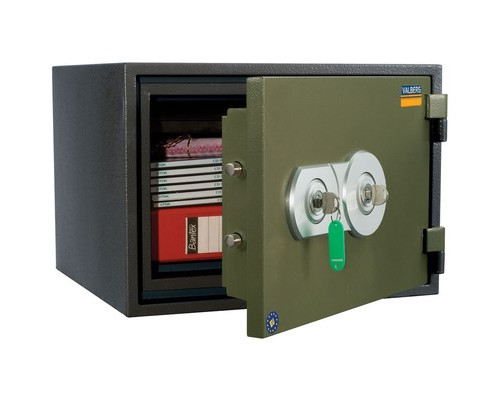 Сейф огнестойкий Valberg FRS-32 KL 2 ключевых замка - (292427К)