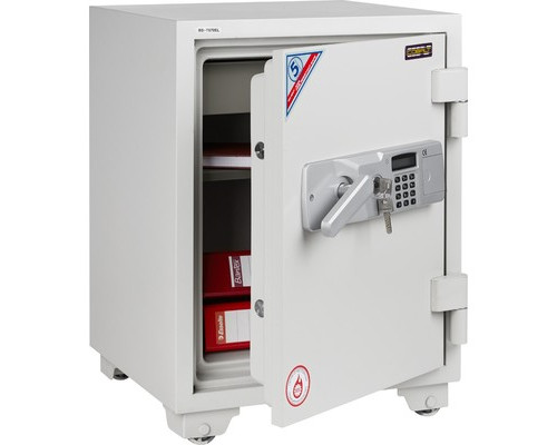 Сейф огнестойкий Cobalt BS-T670EL с трейзером ключевой и электронный замки - (398323К)