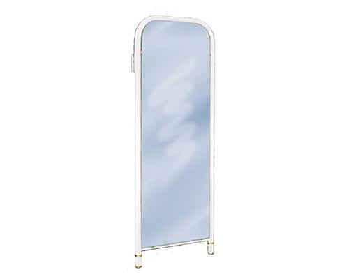 Зеркало настенное 1044х464 мм белое - (98466К)