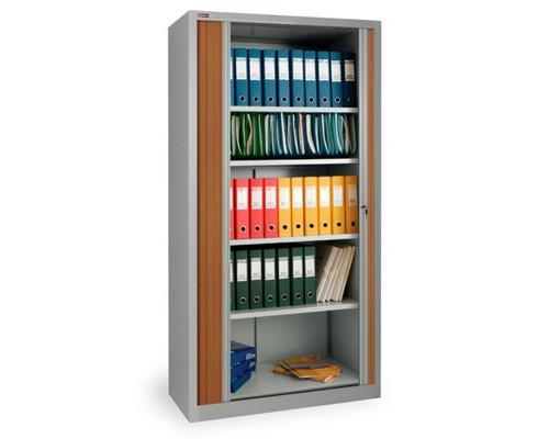 Шкаф тамбурный КД144К архивный 1000х485х1985 мм - (386084К)
