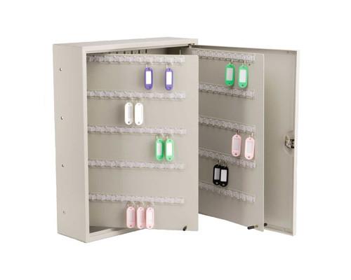 Шкаф для ключей Shuh RU KB-250 серый на 250 ключей металлический - (312563К)