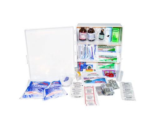Аптечка ПРОМЫШЛЕННАЯ пластиковый шкаф