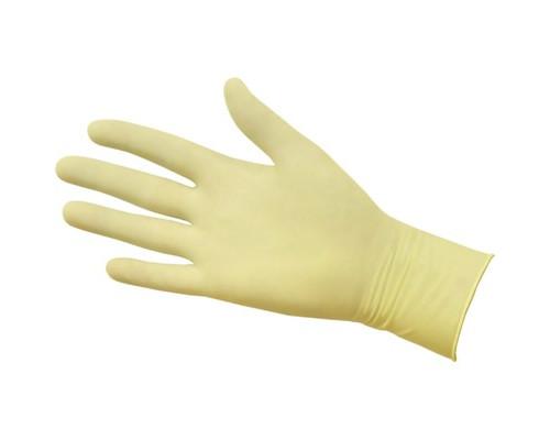 Мед.смотров. перчатки латекс., нестер., неопуд., 2-хлор DentaMAX (S) 50 пар
