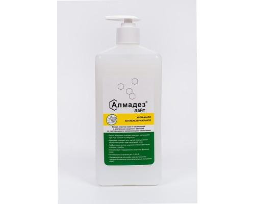 Дезсредство Алмадез-Лайт, мыло антибак.1 л(насос)
