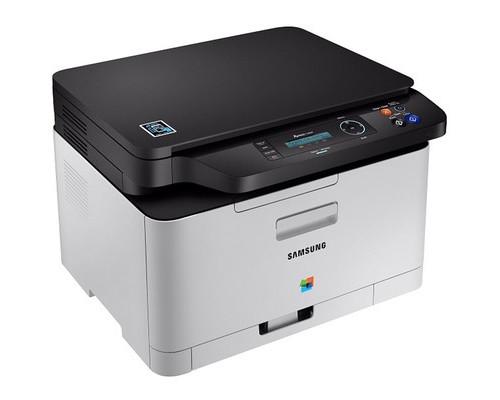 Лазерное цветное МФУ Samsung SL-C480W - (486802К)