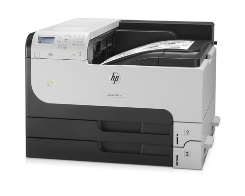 Принтер HP LaserJet Enterprise 700 M712dn - (286496К)