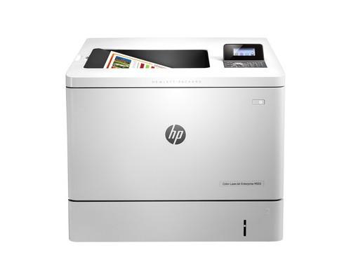 Лазерный цветной принтер HP LaserJet 500 Color M553dn - (484346К)