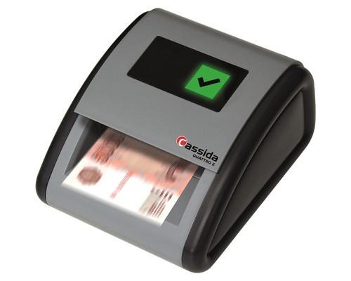 Детектор банкнот автоматический Cassida Quattro Z - (619381К)