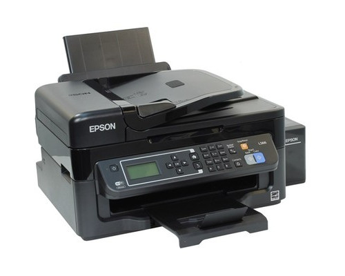Струйное МФУ Epson L566 - (538587К)