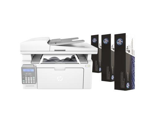 МФУ HP LaserJet Ultra M134fn - (644322К)