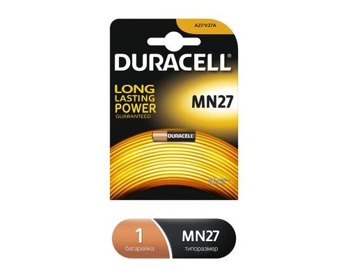 Батарейка Duracell MN27 - (349356К)