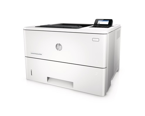 Принтер HP LaserJet Enterprise M506dn - (506609К)