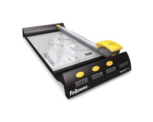 Резак для бумаги роликовый Fellowes Neutron Plus A4 - (169464К)