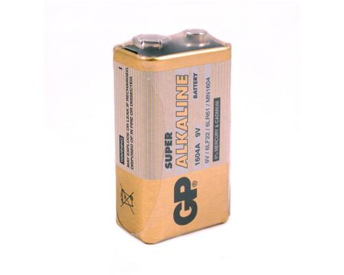Батарейка GP Super Крона 9V 6LR61 - (222155К)