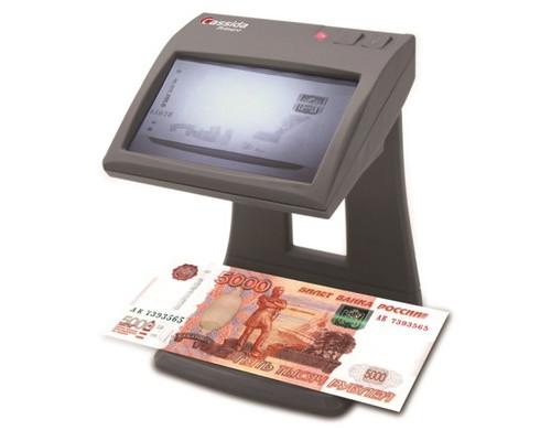 Детектор банкнот просмотровый Cassida Primero Laser - (619373К)