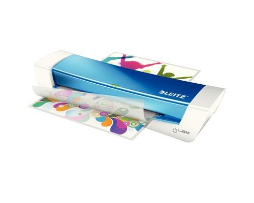Ламинатор Leitz iLam Home Office формат А4 голубой - (610839К)