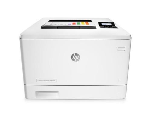 Лазерный цветной принтер HP LaserJet Pro M452dn Color - (534491К)