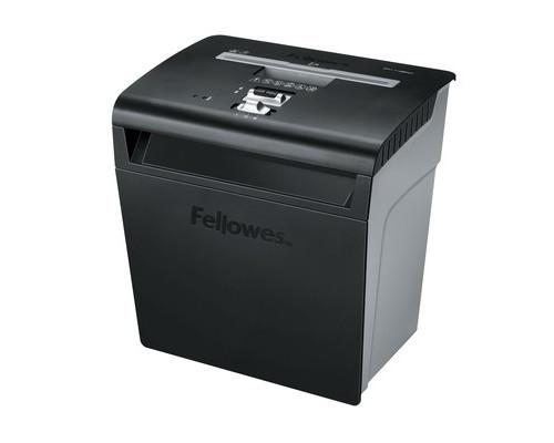 Уничтожитель документов Fellowes P-48С 3-й уровень секретности объем корзины 18 л - (129388К)