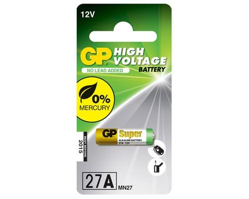 Батарейка GP 27A - (216803К)