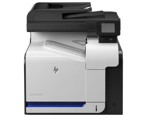 Лазерное цветное МФУ HP LaserJet Pro 500 color MFP M570dn - (310630К)