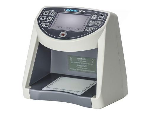 Детектор банкнот просмотровый Dors 1200 М1 - (486356К)